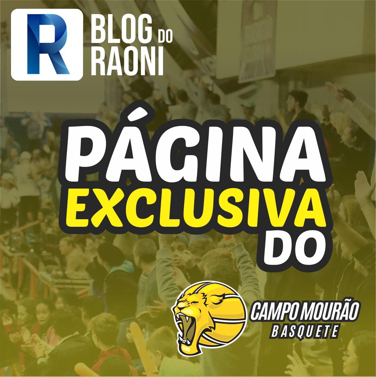 PÁGINA EXCLUSIVA – CAMPO MOURÃO BASQUETE